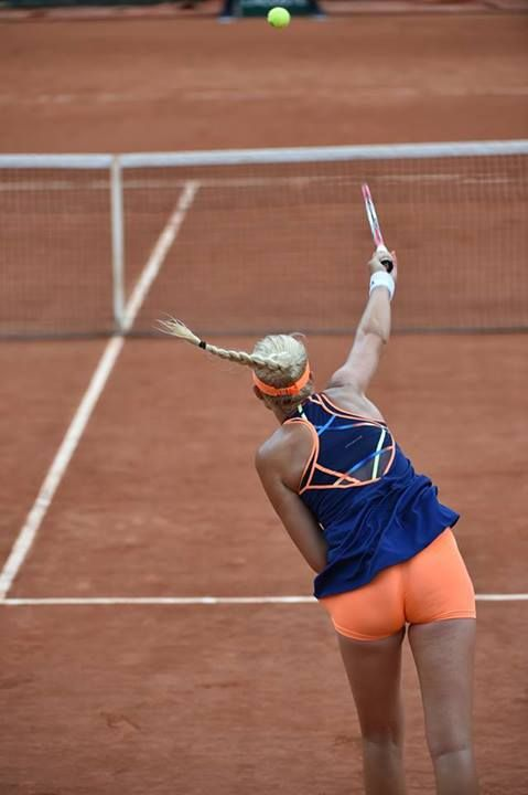 103 best images about kristina mladenovic on pinterest tennis tournaments sport tennis and. Black Bedroom Furniture Sets. Home Design Ideas