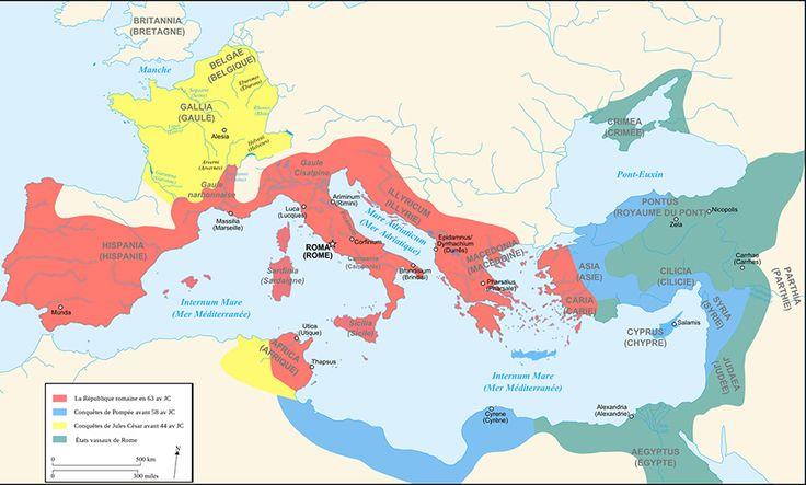 carte-de-la-rome-antique-epoque-jules-cesar