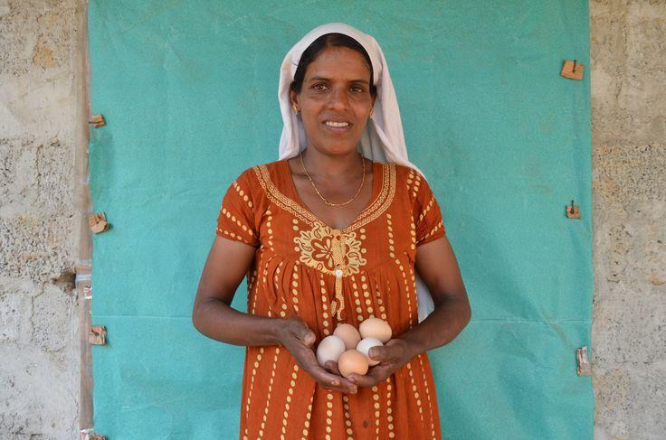Sobana Prakash, tea producer in Kerala - Fair trade - handmade change