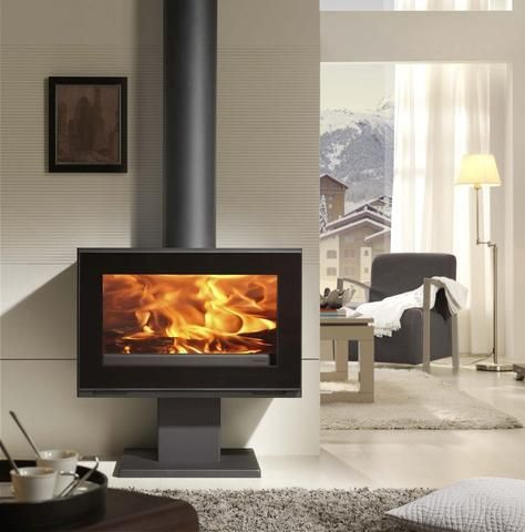 Panadero Maja-S Designer Wood Burning Stove | 7.2kW