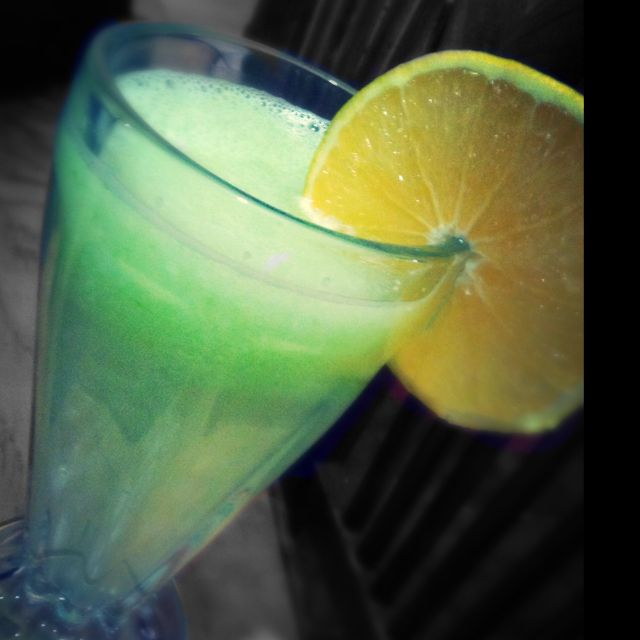 Agua de Limón, Naranja y Pepino