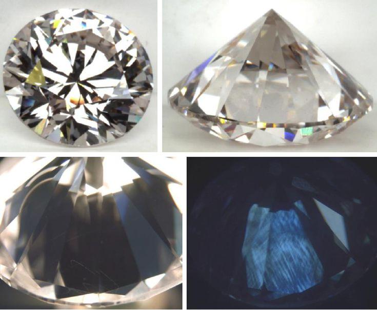 El HRD de Amberes ha publicado recientemente el análisis de un diamante sintético de 3,09 quilates. Se trata de la primera vez que este laboratorio recibe una piedra creada por el hombre de este tamaño, ya que hasta ahora lo habitual eran melés o diamantes en torno a 1 quilate. Esto hace hace pensar ya que no hay límites para que sigamos viendo cada vez con más frecuencia, diamantes de mayor tamaño en el mercado.