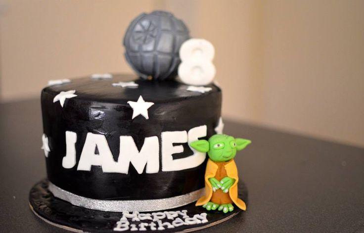 Star Wars Cake   #Yoda