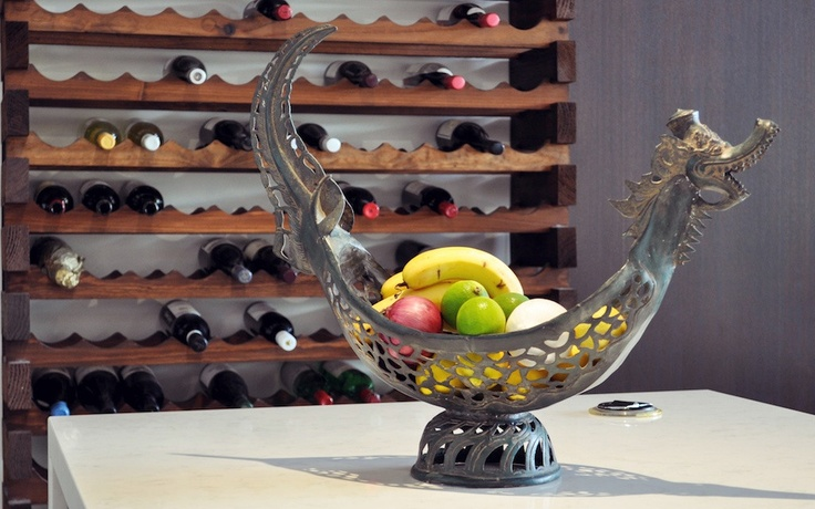 Dragon Fruit Bowl - $279.00    http://ayanalifestyle.myshopify.com/products/ornaments-1