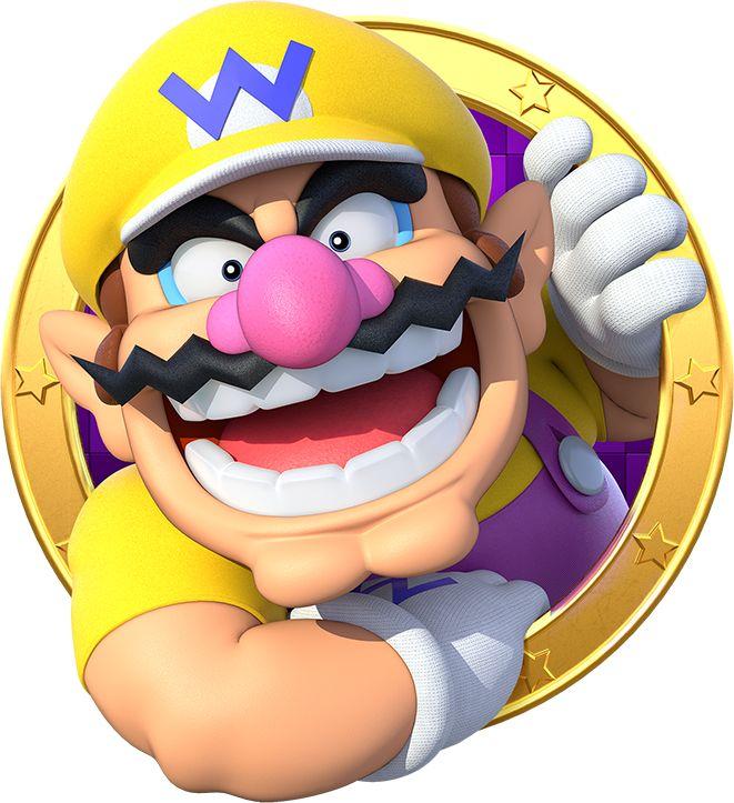 Wario - Mario Party: Star Rush