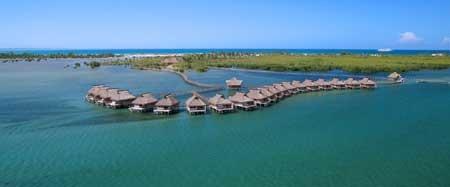 Flamingo Bay Resort, Mozambique