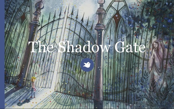 Madeline Mercier might be a fanciful girl who builds castles in the air, but when she finds the Shadow Gate, everything changes. Her home, Eclipse Island, will never be the same, and neither will she.