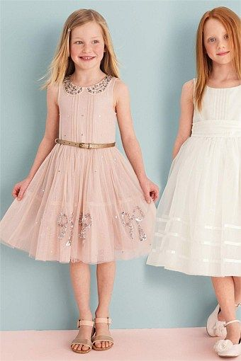 Girls Dresses Online - 3 to 16 years - Next Embellished Dress - EziBuy Australia