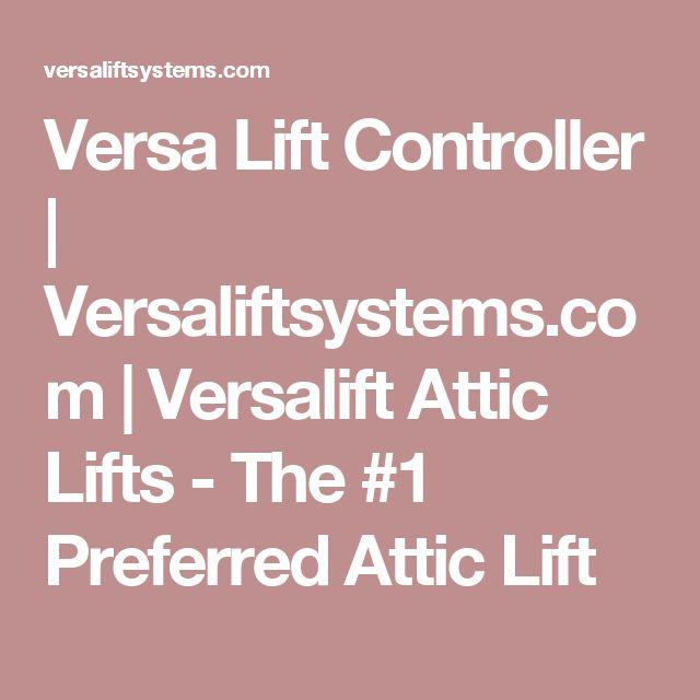 Best 25 Attic Lift Ideas On Pinterest Garage Hoist