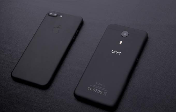 #Móviles #móvil #umi UMi Plus E presenta su versión Onyx Black, siguiendo el estilo del nuevo iPhone negro