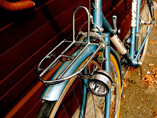 Vanilla Bicycles Tourer