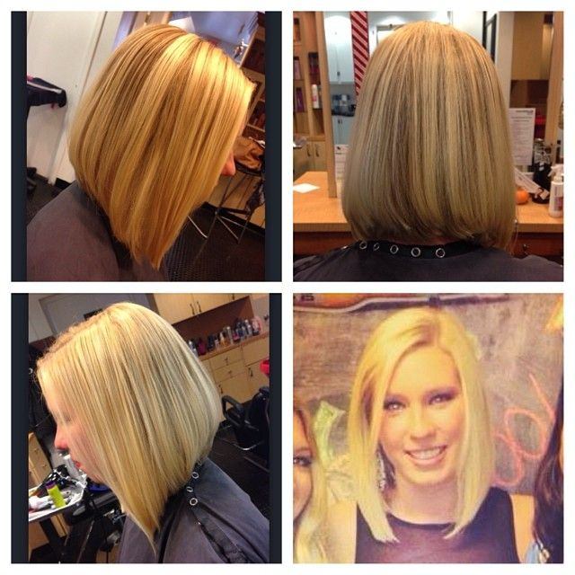 Chic inverted bob & style by Shelly!!! #haircut #hairstyle #bobhaircut #shorthairdontcare #invertedbob #angledhaircut #blondie #blonde #blondehair #fierce #chic #sleek #sophisticated #hairsalon #salon #hairstylist #stylist #rutgers #ru #newbrunswick #nj #sparks