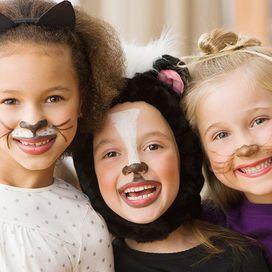 10 idee per truccare i bambini   Donna Moderna