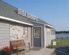 Seabreeze Restaurant - Gwynn's Island