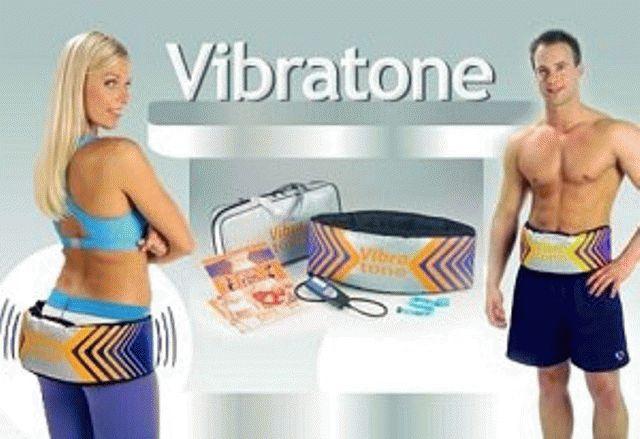 Nasional - Diskon - Vibratone Sabuk Pelangsing Bisa Getar Dan Panas Rp 275rb