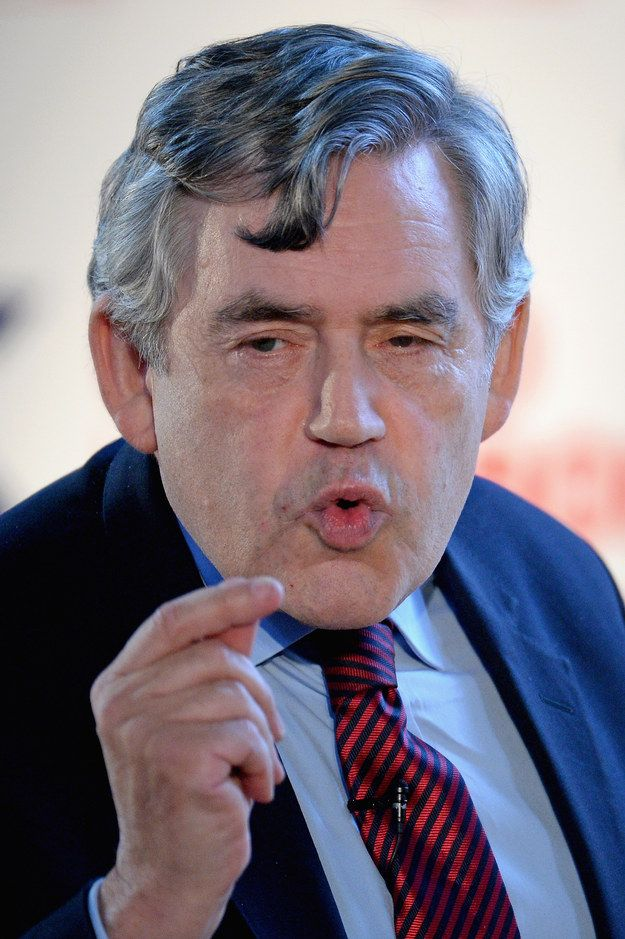 I got Gordon Brown! Which British Prime Minister Are You?