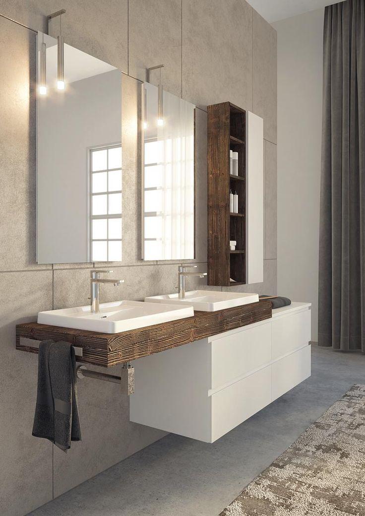 Mobili da bagno moderni collezione Express nel 2020