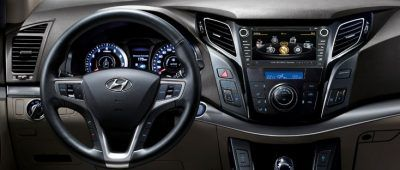 Navigatie auto Hyundai I40 2012-