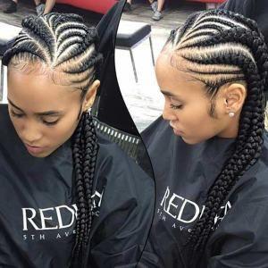 Ghana Weaving Hairstyles For Ladies ( 2018 )