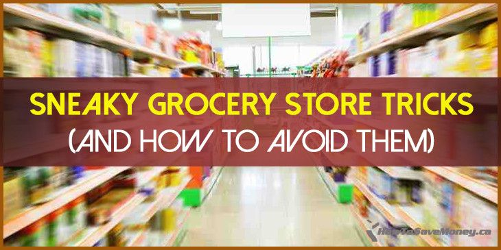 Grocery stores are tricking you into spending more money than you should. Arm yourself with the knowledge to fight back and stay on budget!