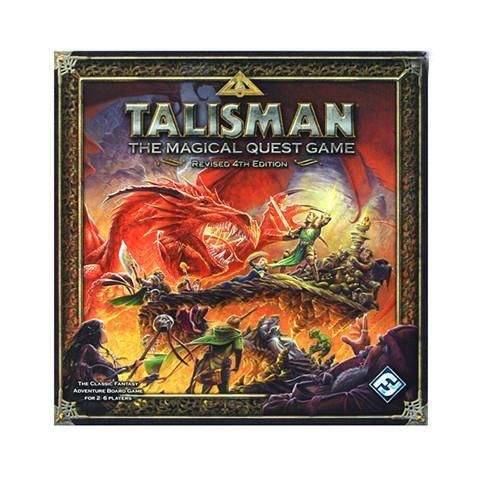 Fantasy Flight Games TFFG-21 Talisman Revised 4th Edition