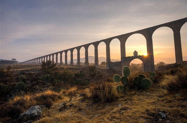 Système hydraulique de l'aqueduc de Padre Tembleque au Mexique : Unesco : les derniers sites inscrits sur la liste du Patrimoine mondial - Linternaute