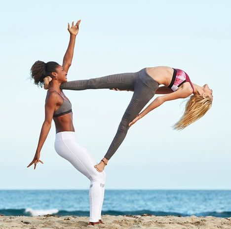 68 Best Yoga Challenge Images On
