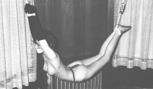 Regret, but dangers of suspension bondage 2938