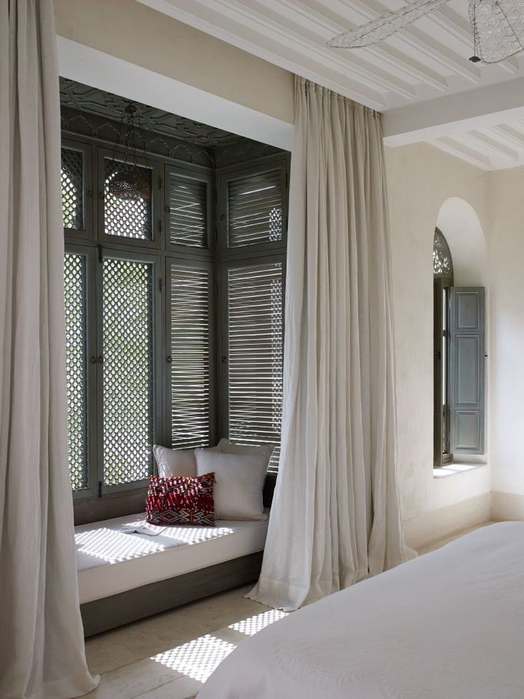 Maroccan Bedroom (The Grand Suite, Riad Mena) Part 69