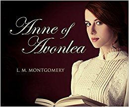 book review of Anne of Avonlea by L. M. Montgomery and Gilded Lily white tea from the French Creek Tea Compay