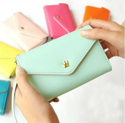 11$ For Multi Fonctions Cutte PU Wallet For Women