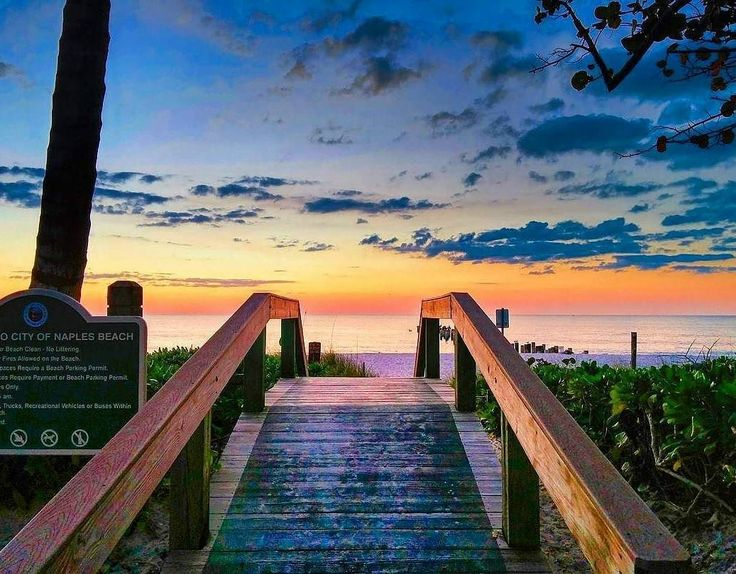 """I took this snap with my phone after shooting my limited edition print """"Magic"""" on Naples Beach in #lovefl. I do love this place. So very much"""