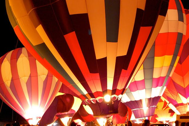"""Festival Essentials: Celebrate the Albuquerque Balloon Fiesta 