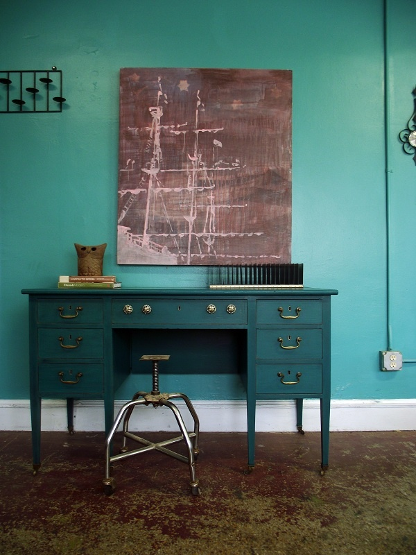 Desk Chair Teal Big Man Office Best 25+ Ideas On Pinterest | Green Home Furniture, And Cute ...