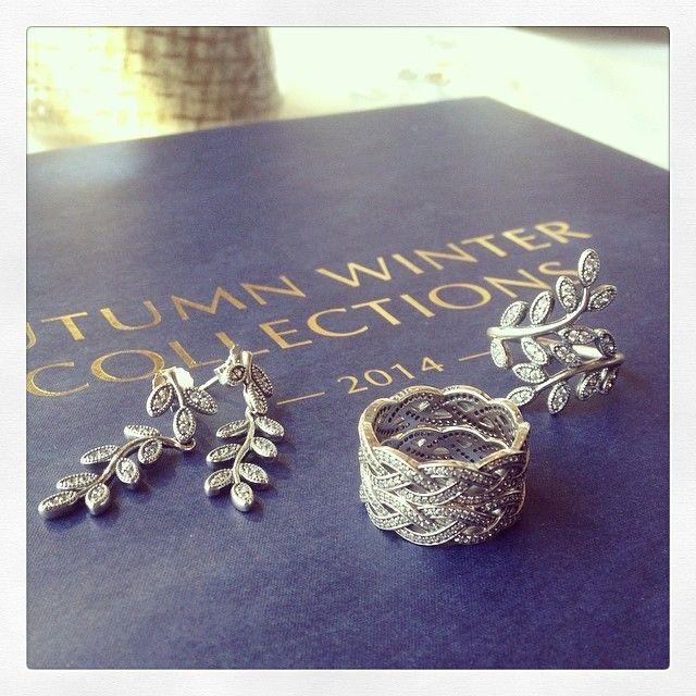 Pandora Autumn 2014 Jewelry Sneak Peek