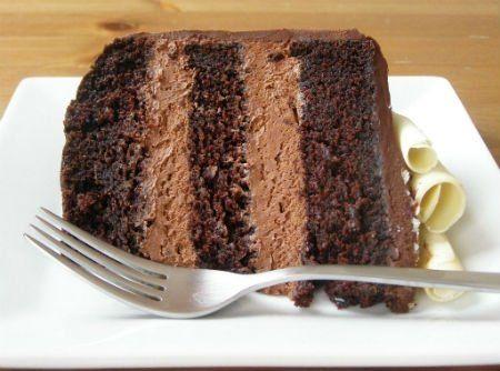 Esta receita de recheio de chocolate para bolo é maravilhosa e simples de preparar. Serve para qualquer bolo de chocolate que você imagina