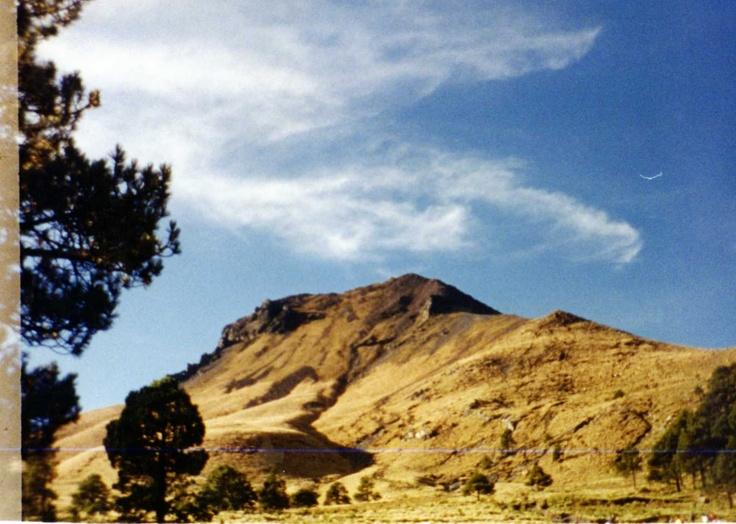 Volcán la Malinche. Tlaxcala.