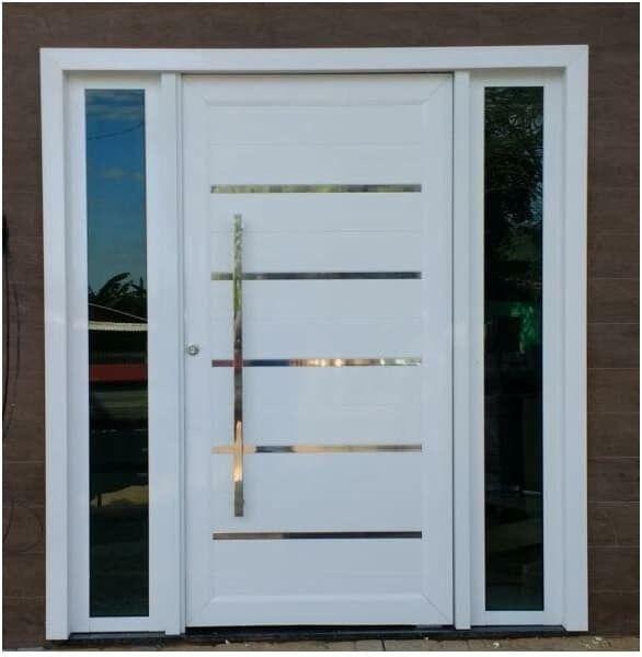 Pin By Gasc Aluminum المنيوم جاسك On ابواب مداخل المنيوم جاسك 0536852254 House Design Outdoor Decor Design