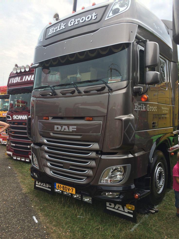 Daf Xf 106 Daf Trucks Pinterest