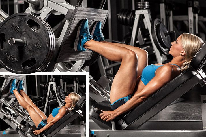This program from Samantha Ann Leete will have you confident to sport your summer shorts and bikinis in just 4 weeks!