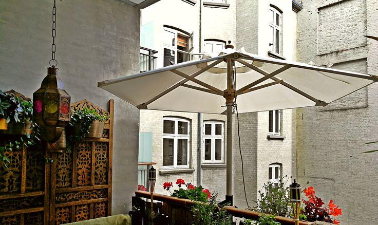 5 ting du skal være opmærksom på når du vælger en parasol.