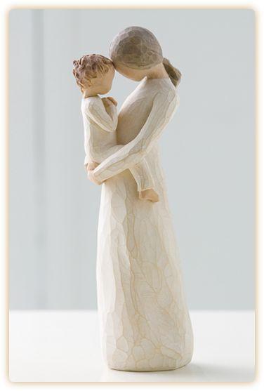 """treasuring a rare, quiet and tender moment of motherhood"" --Susan Lordi"