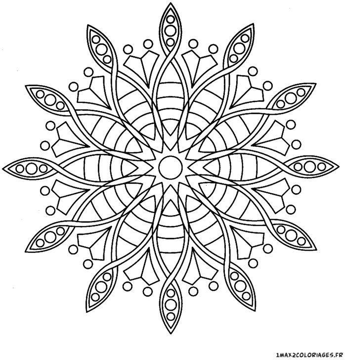 Mandala Zwolf Zweige Farbung Art Therapie Zen Art Farbung Mandala Therapie Zen Zweige Zwolf Mandala Ausmalen Mandala Malvorlagen Mandalas
