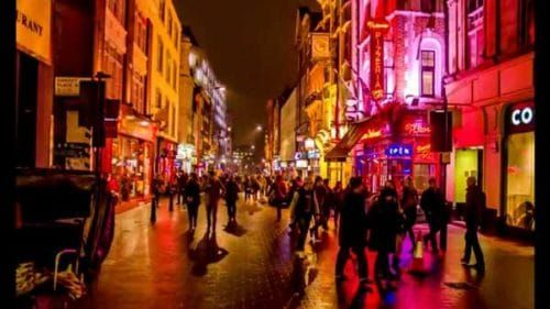 Best Cities to Spend Your Whole Night – Nightlife in 10 cities which you are not to be missed