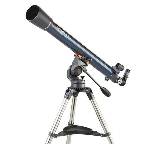 Celestron AstroMaster 70AZ Refractor Telescope - Top quality telescope for beginner land and sky use. So simple to use!