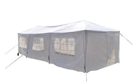 10′ x 30′ Outdoor Canopy Party Wedding Tent Heavy Duty Gazebo Pavilion