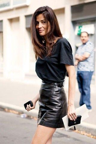 Pretty much all outfits stylist, Barbara Martelo wears.