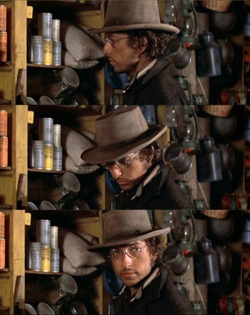 Bob Dylan, Pat Garrett & Billy the Kid