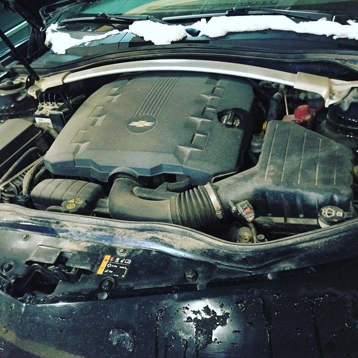 Camaro V6 #engine #chevrolet #camaro #v6 #car #mechanic