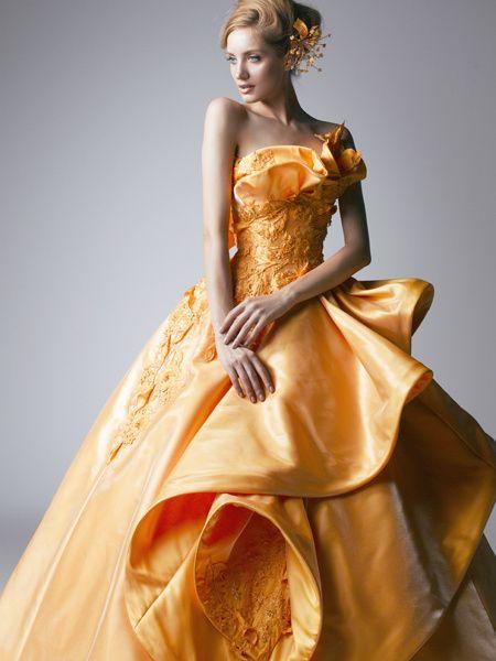 桂由美ブライダルハウス(Yumi Katsura Bridal House) Yumi Katsura ウェディングドレス(レンタル)